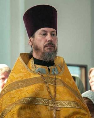 священник Александр Бянкин