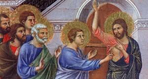 Апостол Фома, икона