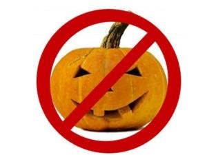 Против хэллоуина