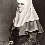 Императрица Мария Федоровна Романова, сестра милосердия