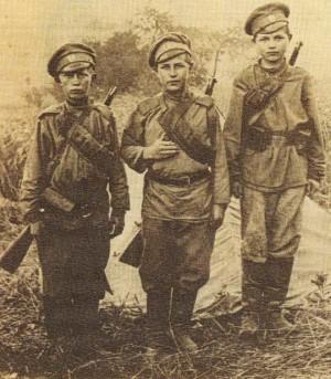 Дети Первой мировой войны