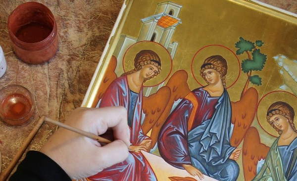 Образ Пресвятой Троицы. Основа нашей веры