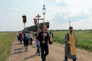 Миссионерский крестный ход, Челябинская епархия, 2015 год