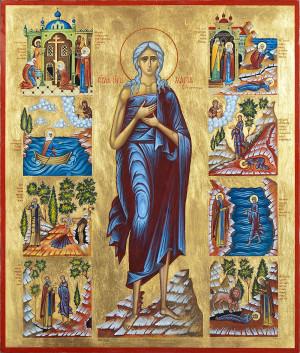 Прп Мария Египетская