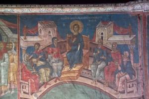 Проповедь в  преполовение праздника кущей
