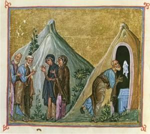 Благовестие апостолам.