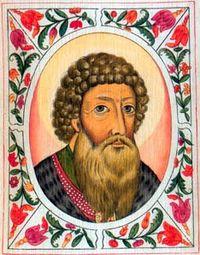 Великий князь Владимирский и Московский Иван Калита