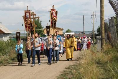 Миссионерский крестный ход 2016 год, Челябинск