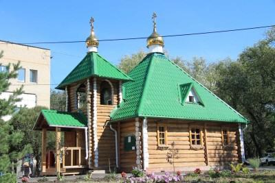 "Храм иконы Божией Матери ""Всецарица"""
