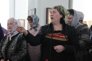 Надежда Анатольевна Вялова, руководитель творческой студии «Мастерская праздника» при храме преподобного Сергия Радонежского