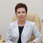 Елена Заболотская, главврач Магнитогорского онкоцентра
