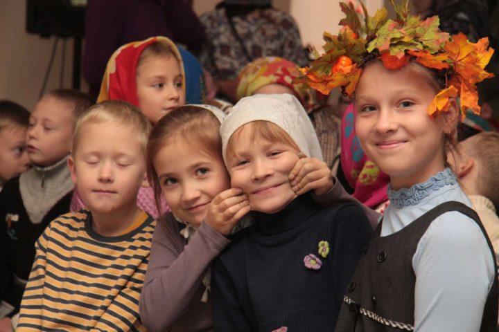 Покровские посиделки, храм преп. Сергия Радонежского, город Челябинск, 2016 год