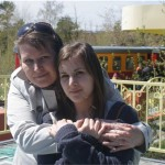Елена Цыбикова и Катя Цыкало