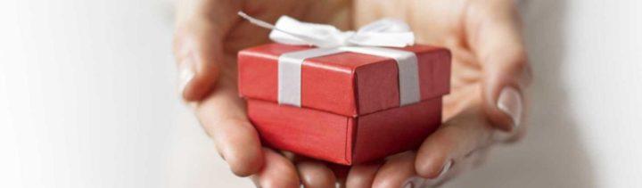 Подарок на ладонях