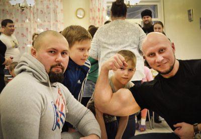 Виталий Спицин и Павел Слугин