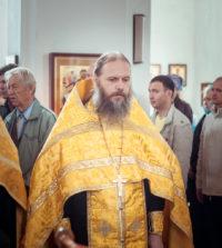 Иерей Андрей Гупало