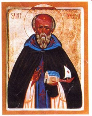 Святой Брендан