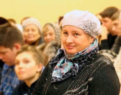 Галина Николаевна Лукина