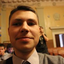 Волонтер Григорий Топчиенко