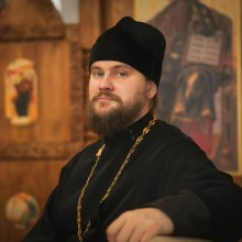 Руководитель Совета пресс-службы протоиерей Ярослав Иванов