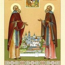 015 Преподобный Сергий и Никон Радонежские