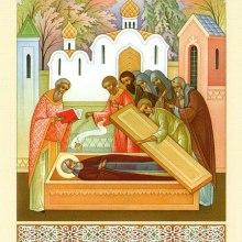 016 Преставление Преподобного Сергия