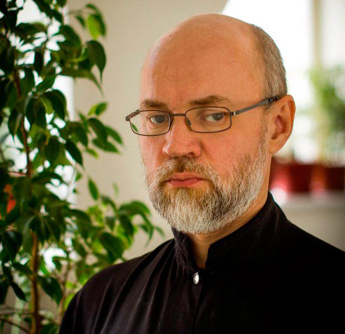 Диакон Вячеслав Рубцов