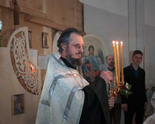 священник Дмитрий Владов