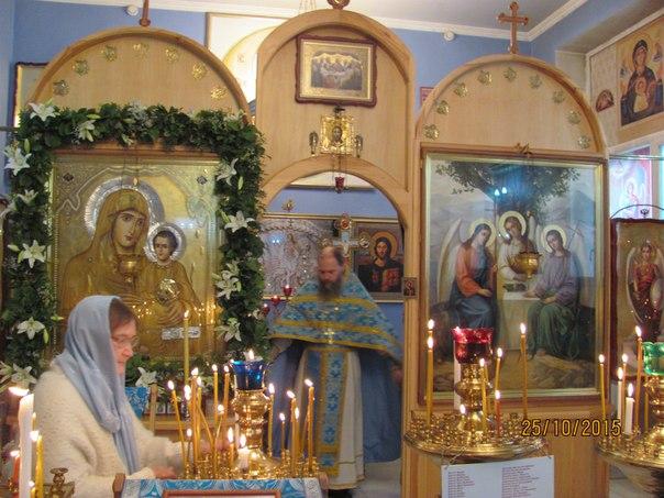"""Храм иконы Божией Матери """"Иерусалимская"""", г.Челябинск"""