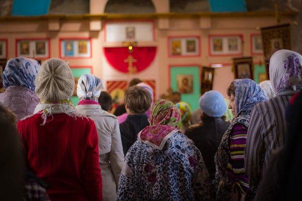 Воскресная школа храма преп Сергия Радонежского г.Челябинск