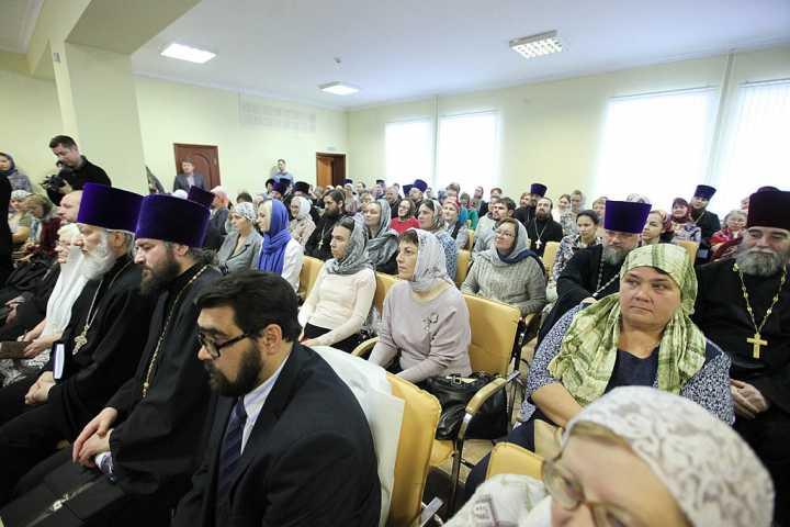 Первый съезд директоров Воскресных школ Челябинской епархии