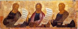 Пророки Иезекииль, Исайя, Иаков