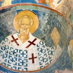 Фреска Ферапонтова монастыря