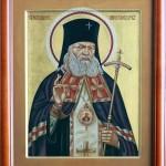 Святитель Лука Войно-Ясенецкий. Икона, написанная для храма прп. Серги, игумена Радонежского, г.Челябинск