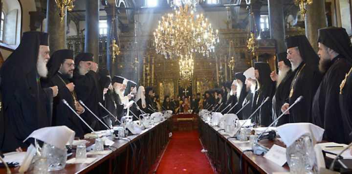 Иерархи православных церквей
