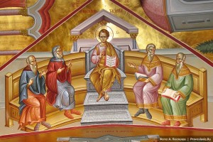 Двенадцатилетний Христос в храме