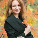 Валерия Горячкина, прихожанка храма преподобного Сергия Радонежского