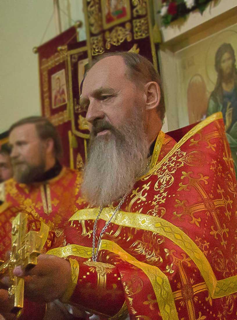 иерей Георгий Кусков