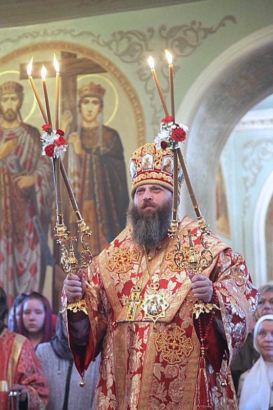 Митрополит Челябинский и Миасский Никодим