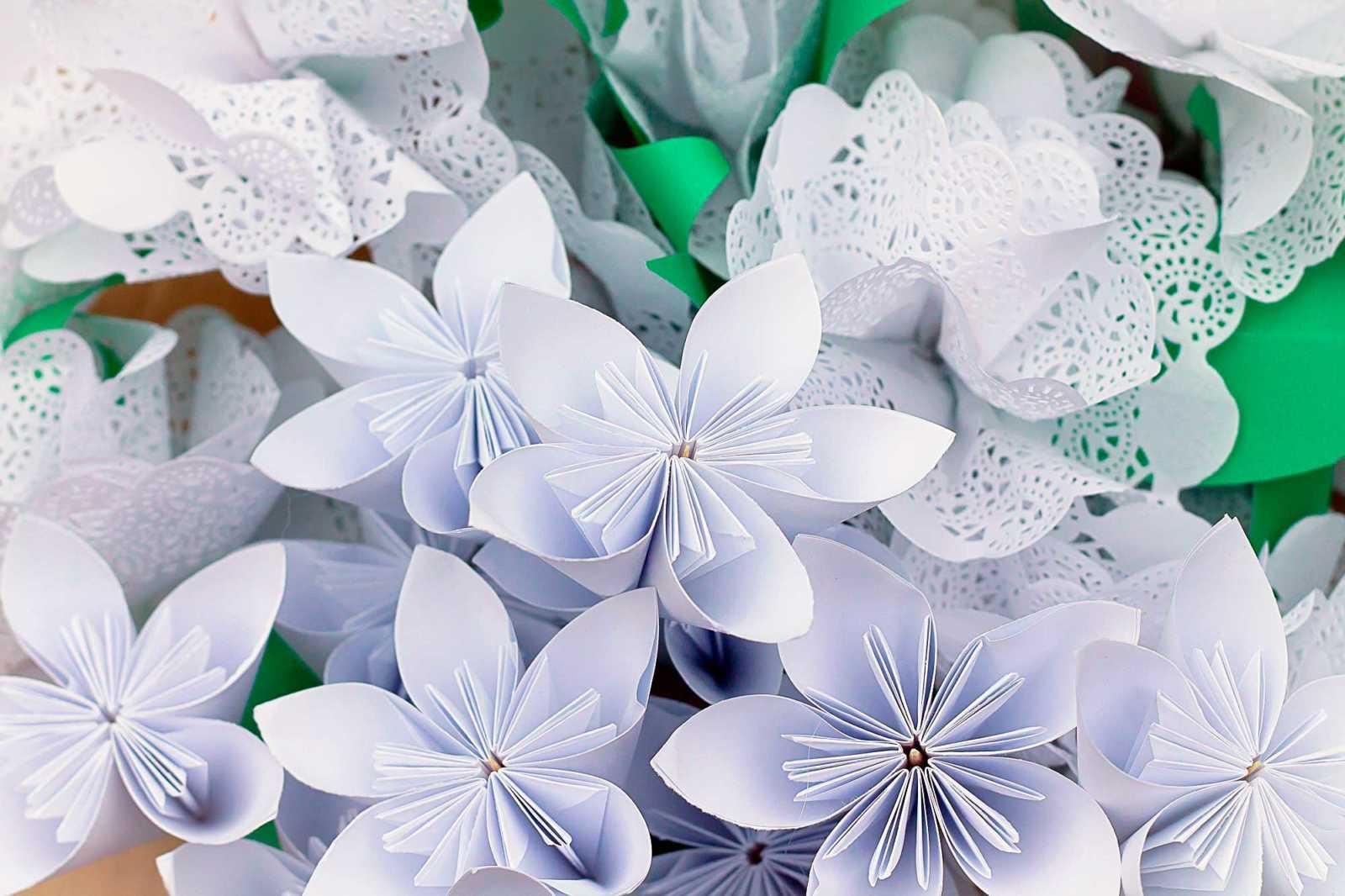 Акция Белый цветок. Город Челябинск 2018