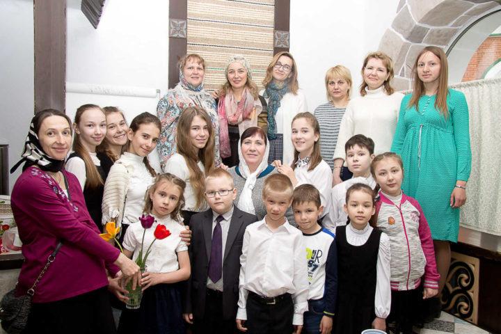 Выпускной детской воскресной школы-2018: здесь все находят свое место