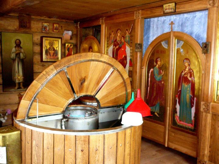 Источник святителя Николая в Тарасково