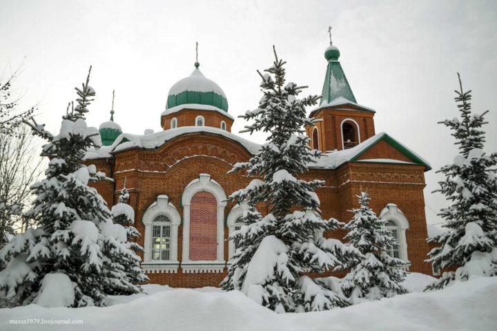Свято-Троицкий Всецарицынский мужской монастырь