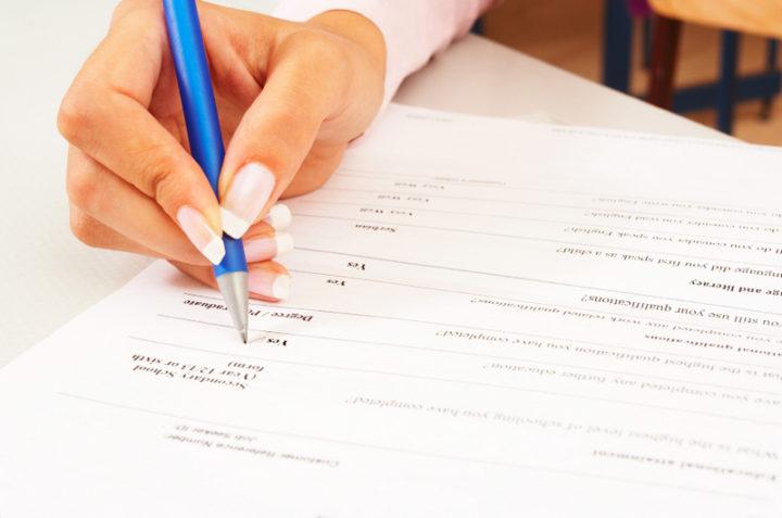 Список документов, необходимых для зачисления в секции