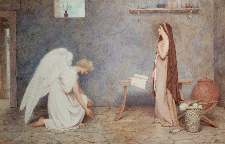 """Что мешает нам с чистым сердцем сказать: """"Да будет мне по глаголу Твоему""""?"""