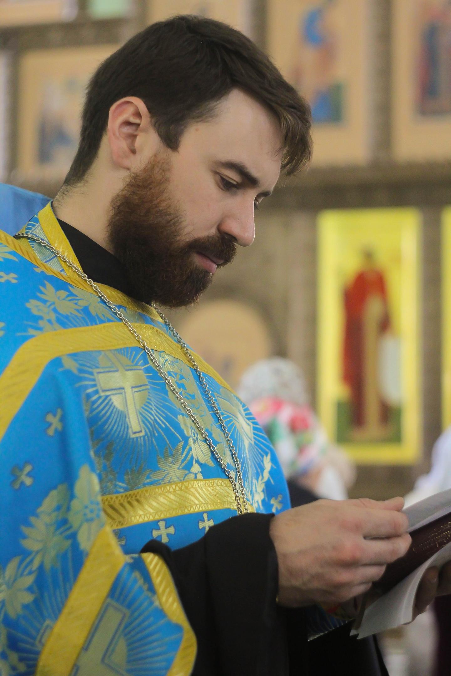 священник Антоний Ковалев
