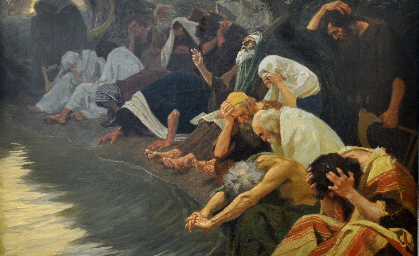 Плач на реках Вавилонских