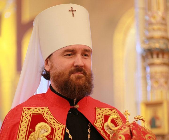 Митрополит Григорий Челябинский и Миасский
