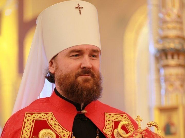 Митрополит Григорий. Поздравление с Днем Победы