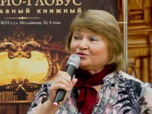 Лилия Кулешова, стихотворение «По воле Бога упадет корона»